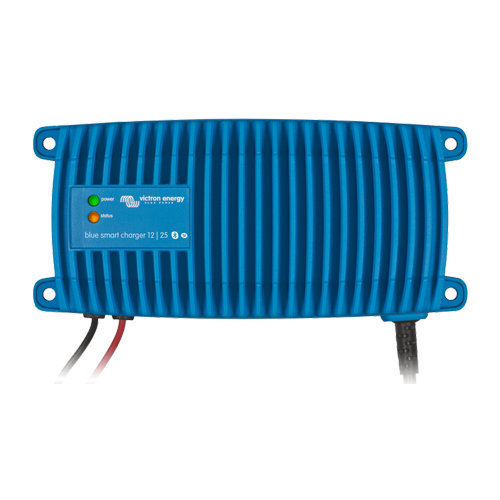 Caricabatterie resistente all'acqua Blue Smart IP67 12V 7/13/17/25A, 24V 5/8/12A